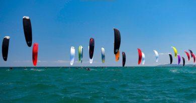 Kite Foil Open: il grande kite in scena a Rimini